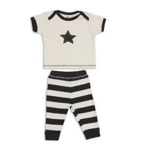 Stars And Stripes Design Pyjama Set