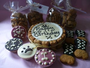 Dog Birthday Party Pack - food, feeding & treats