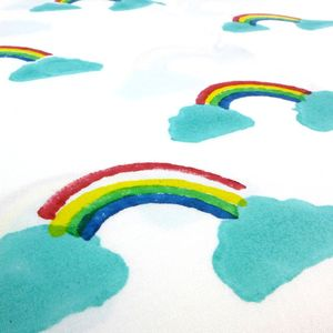 Rainbow Cotton Fabric
