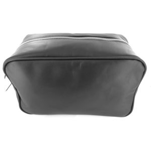 Men's Leather Washbag