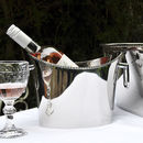 Elegant Champagne And Wine Cooler
