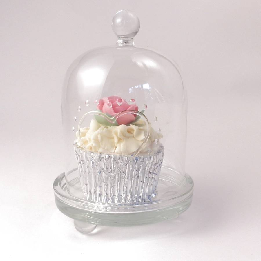 Glass Tiered Cake Holders