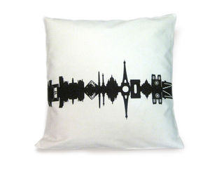 City Cushion Paris - cushions