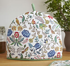 Arts And Crafts Tea Cosy - tea & coffee cosies