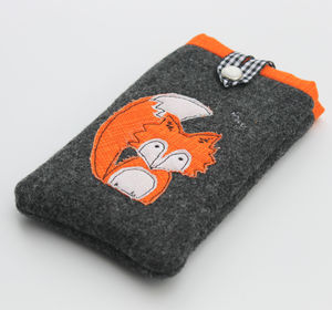 Fox Mobile Phone Case - leisure