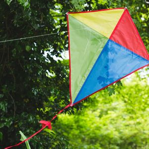 Traditional Diamond Kite - games