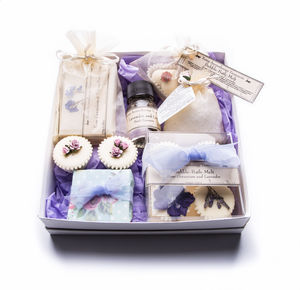 Bathtime Selections - gift sets