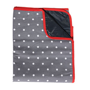 Extra Large Grey Picnic Blanket