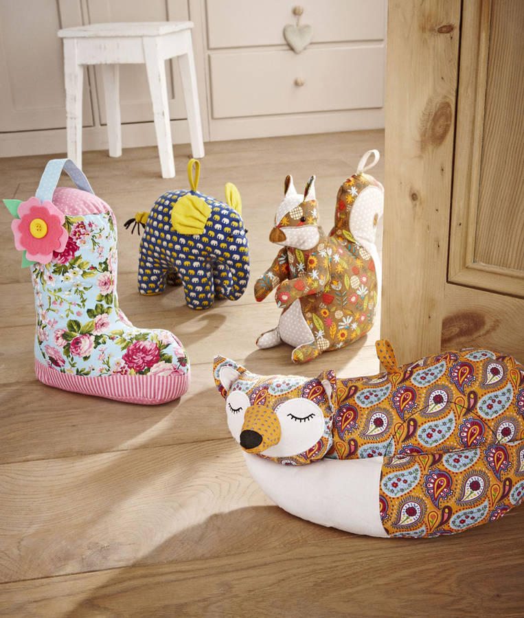 Squirrel Door Stop & squirrel door stop by ulster weavers | notonthehighstreet.com