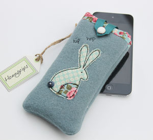 Rabbit Phone Cover - women's accessories