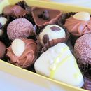 Belgian Chocolate Football Mix