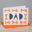 'Bow Tie Dad' Card