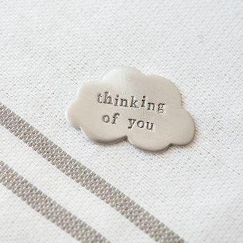 'Thinking Of You' Cloud Token