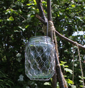 'Light The Way' Lantern - garden sale
