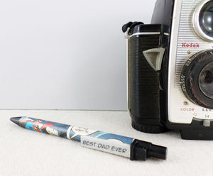 Personalised Superhero Pen