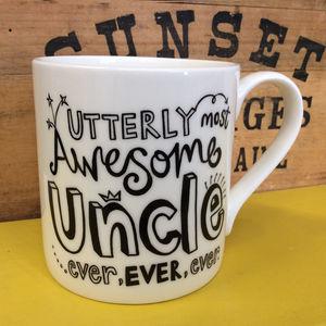 'Awesome' Uncle Mug