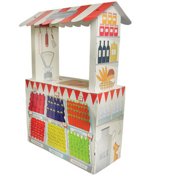 Farm Shop Play House