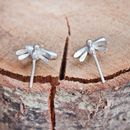 Dragonfly Cuff Links