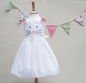 Mouse Girls Bridesmaid Dress - clothing