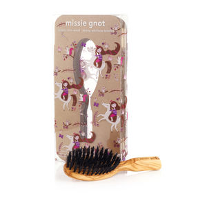 Hairbrush For Girls - hair accessories