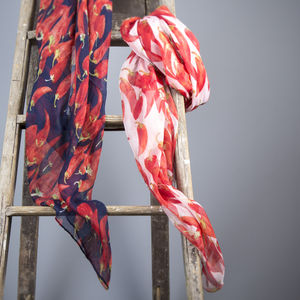 Red Hot Chilli Scarf