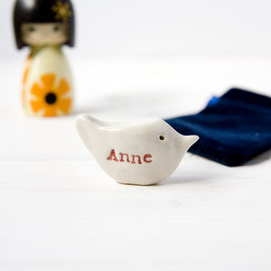 Personalised Gift Bird - home accessories