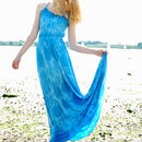 Blue Sky Gown