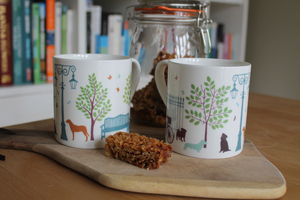 Days In The Park Mug - tableware