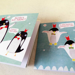 Pack Of Christmas Cards - seasonal cards