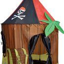 Pop Up Pirate Den Tent