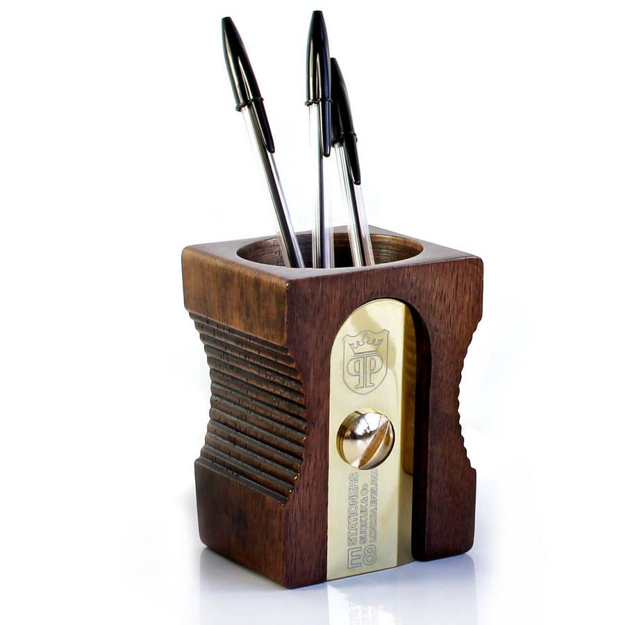 sharpener desk tidy by all things brighton beautiful | notonthehighstreet.com