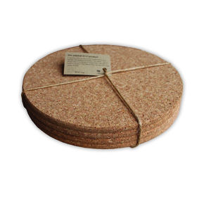 Eco Cork Placemats - tableware