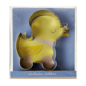 Baby Duckling Cookie Cutter - cookie cutters