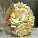 Personalised Paper Rose Guest Book Bouquet
