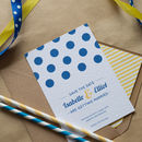 Dotty Save The Dates