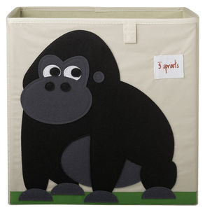 Gorilla Toy Storage Box
