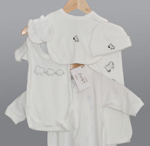 New Baby Starter Gift Set - outfits & sets