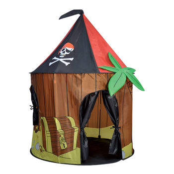 Pop Up Pirate Den Tent