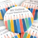 Personalised 'Best Teacher' Magnet