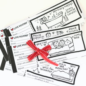 Handmade Love Vouchers