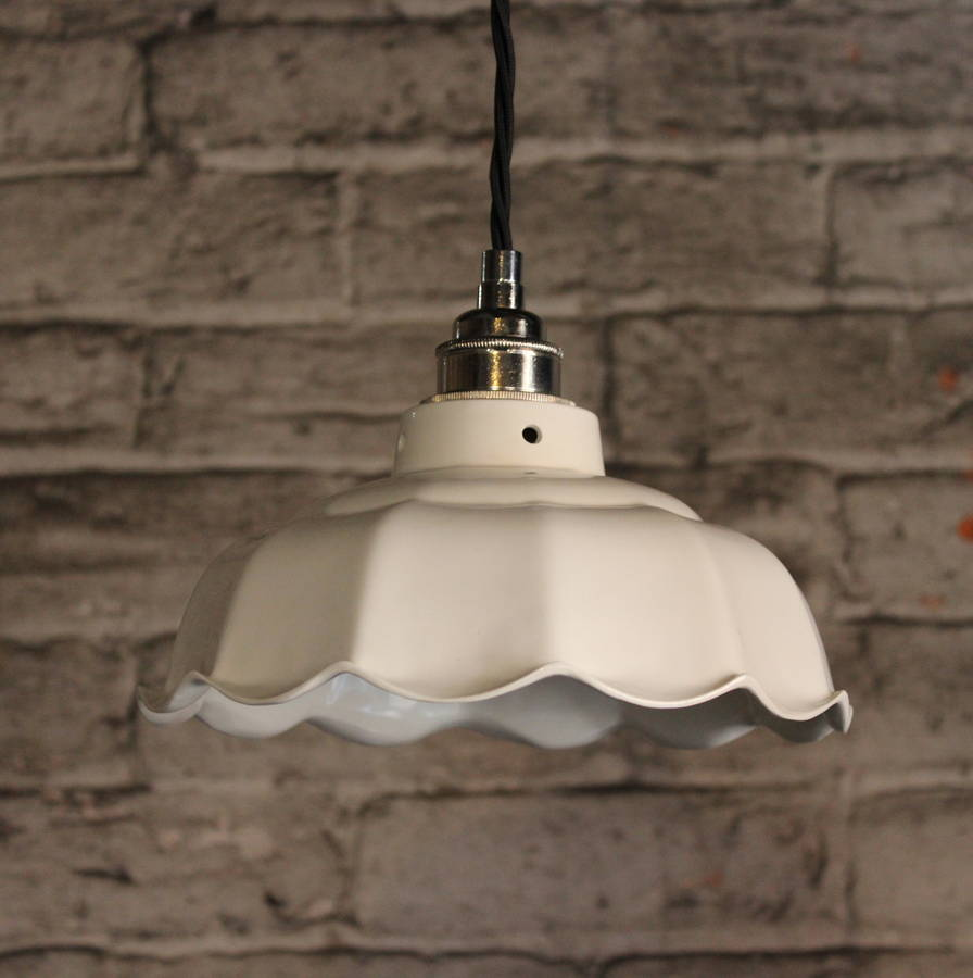 Avalon plain ceramic pendant light by lyngard ceramics ceramic pendant light plain avalon aloadofball Image collections