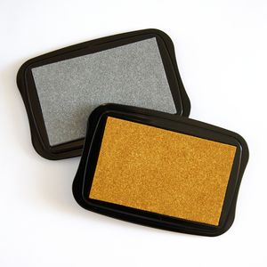 Delicata Rich Metallic Ink Pads