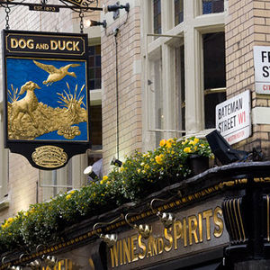 The History Of London In Four Drinks Walking Tour