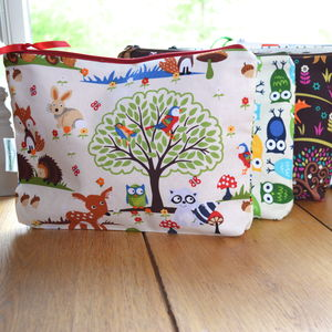 Zippy Toiletry And Nappy Bag