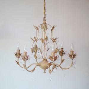 Chandelier Mistral - living room