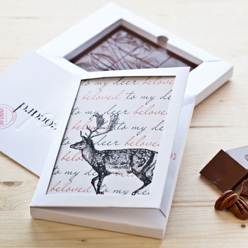 Personalised Everyday Occasions Milk Chococard