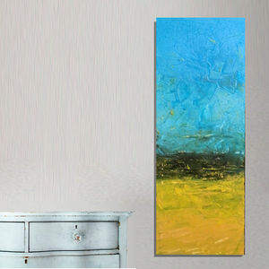 Original Abstract Painting - paintings & canvases