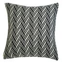 Herringbone Knitted Cushion