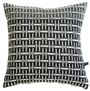 Hopsack Knitted Cushion - cushions