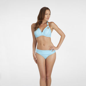 Eliza Halter Bikini Top - swimwear